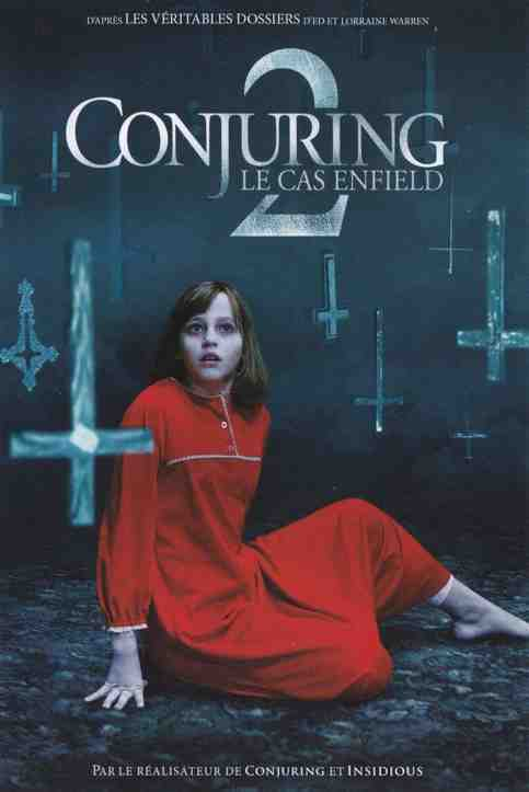 Conjuring 2 : Le Cas Enfield réalisé par James Wan