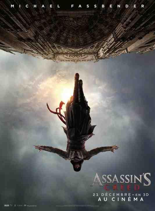 Assassin's Creed réalisé par Justin Kurzel