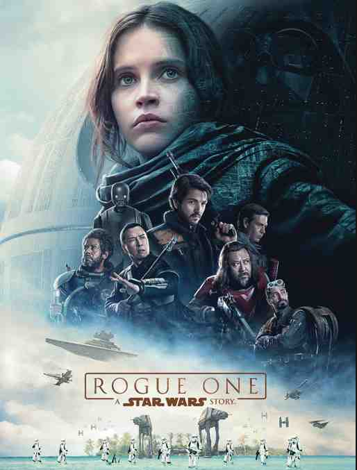 Rogue One : A Star Wars Story réalisé par Gareth Edwards