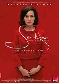 Jackie réalisé par Pablo Larraín