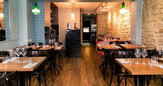 Restaurant Italien Viola à Paris