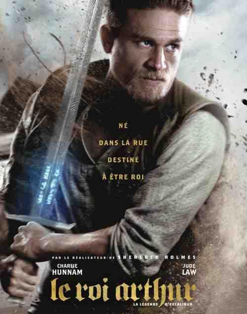 Le Roi Arthur : La Légende d'Excalibur réalisé par Guy Ritchie