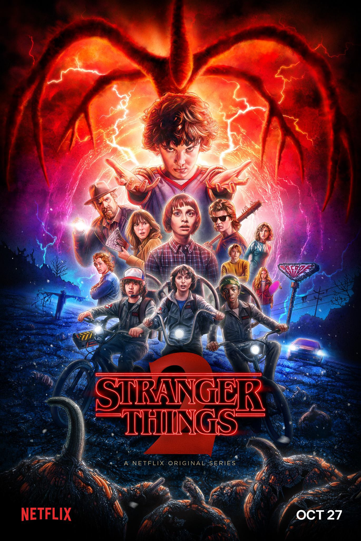 Stranger Things (Saison 2)