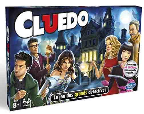 Le jeu de plateau Cluedo par Hasbro