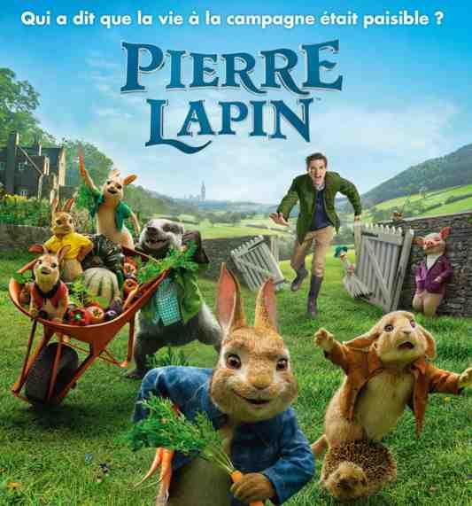 Pierre Lapin réalisé par Will Gluck