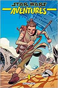 Star Wars Aventures – Tome 1 de  Scott Cavan, Charretier Elsa, Colinet Pierrick, Charm Derek et Sommariva Jon