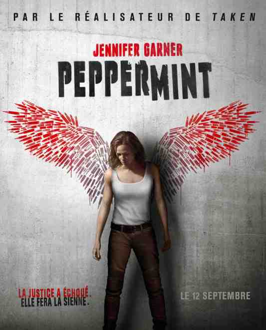 Peppermint réalisé par Pierre Morel