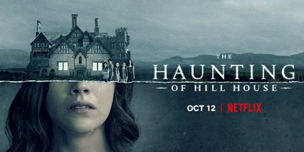 The Haunting of Hill House 2018 disponible sur Netflix