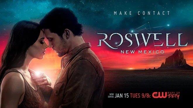 Roswell New Mexico : Pilot (Saison 1 – Episode 1)