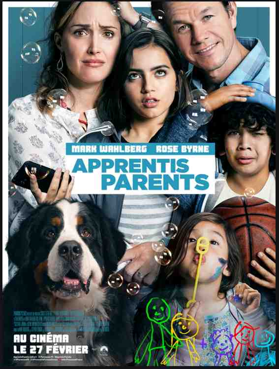 Apprentis parents réalisé par Sean Anders