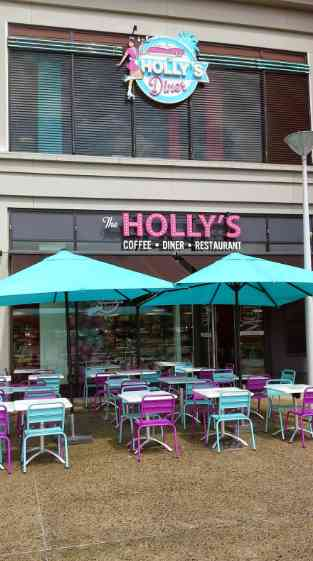 Le Restaurant Holly's Diner à Tours