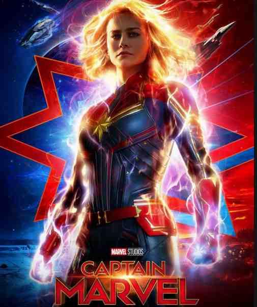 Captain Marvel écrit et réalisé par Anna Boden et Ryan Fleck