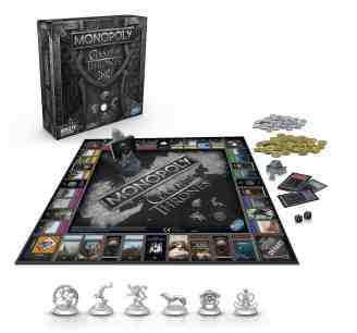 Monopoly Game of Thrones en édition limitée collector