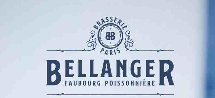 La Brasserie Bellanger à Paris