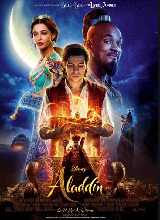 Aladdin réalisé par Guy Ritchie