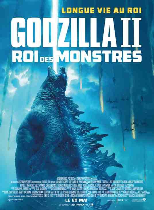 Godzilla II : Roi des Monstres réalisé par Michael Dougherty