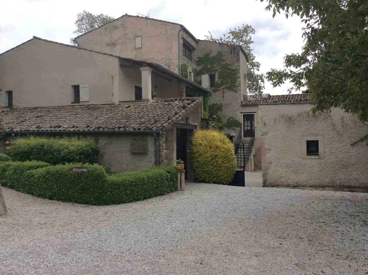 L'hôtel Charembeau à Forcalquier dans les Alpes de Haute Provence