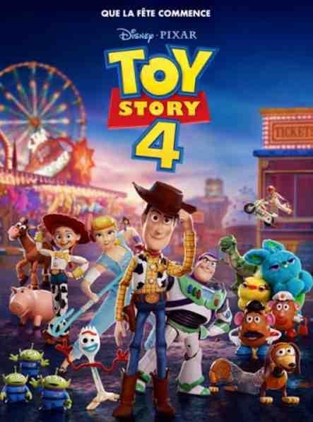 Toy Story 4 réalisé par Josh Cooley