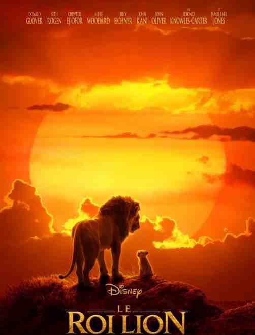 Le Roi Lion réalisé par Jon Favreau