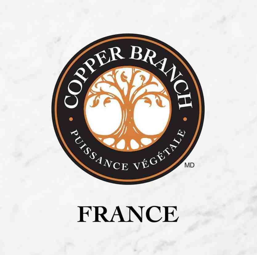 La franchise de gastronomie végétale Copper Branch