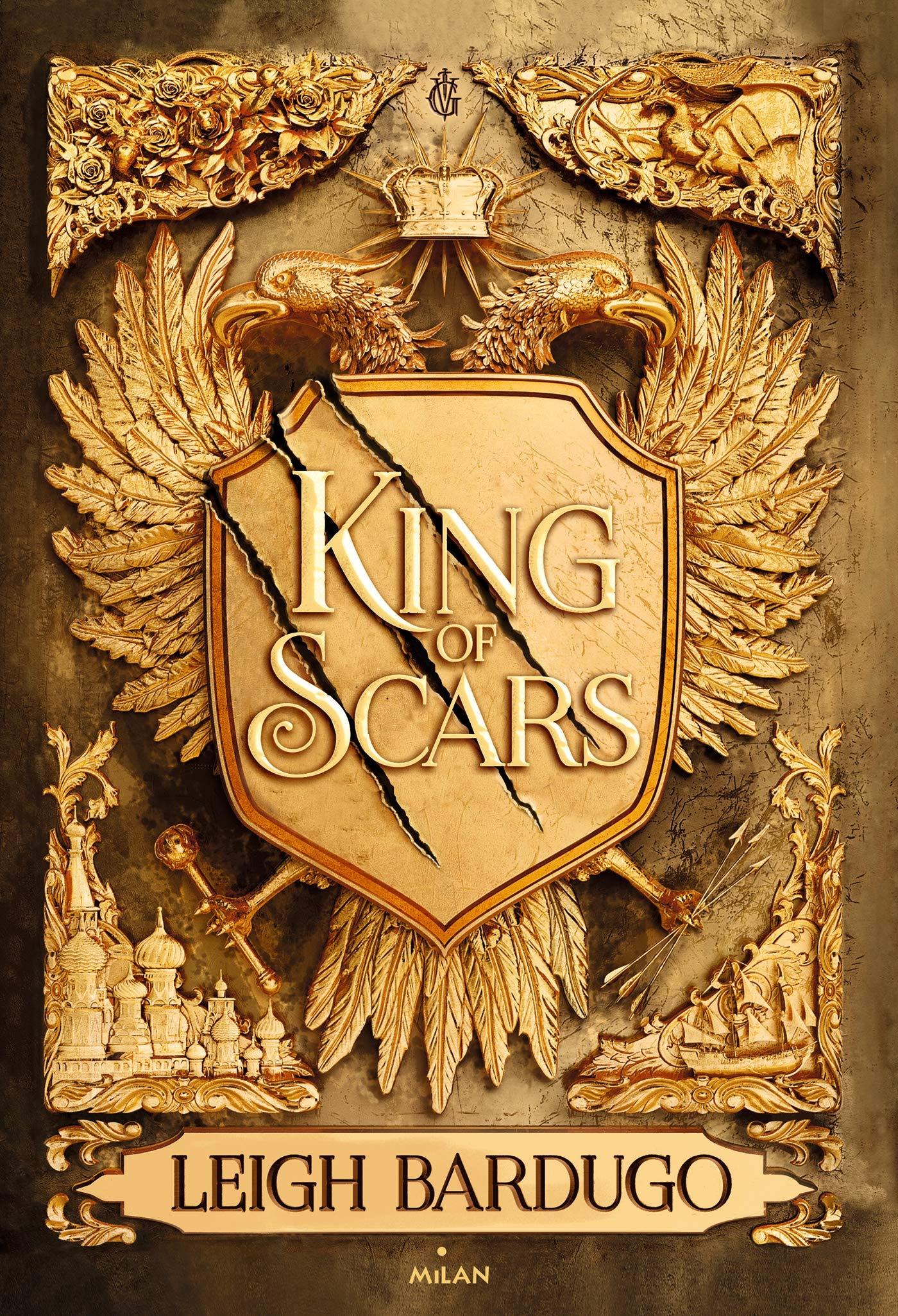 King of scars – Tome 1 écrit par Leigh Bardugo