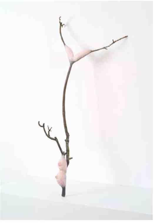 Le rêveur de la forêt au Musée Zadkine (Paris)