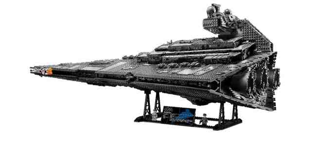 L'iconique Star Destroyer™  Star Wars™ envahit la galaxie Lego ®