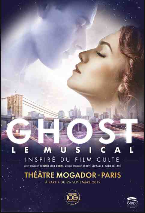 Ghost, le Musical au Théâtre Mogador à Paris