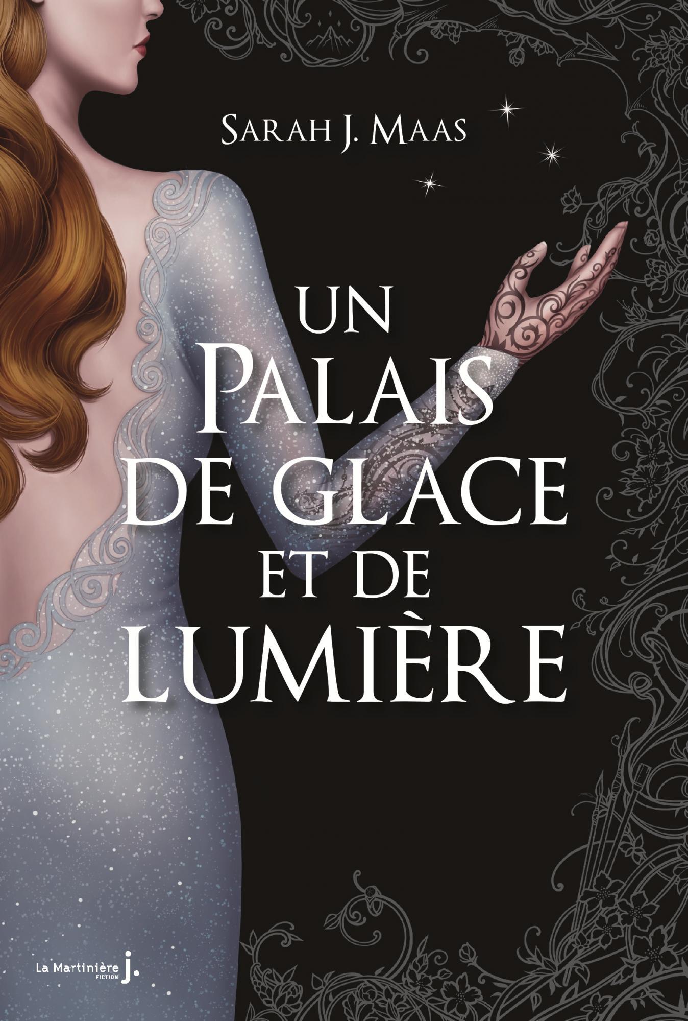 Un palais – Tome 4 : Un palais de glace et de lumière écrit par Sarah J. Maas
