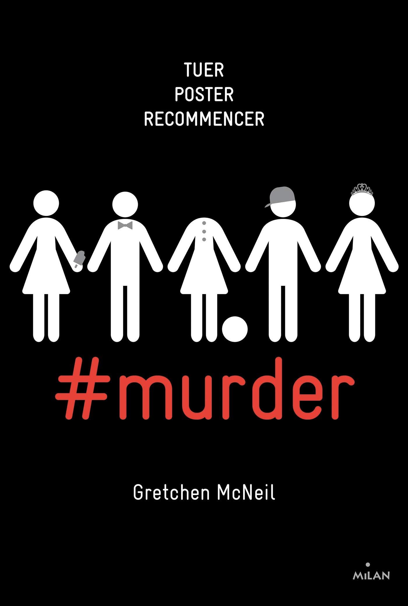#murder – tome 1 écrit par Gretchen McNeil