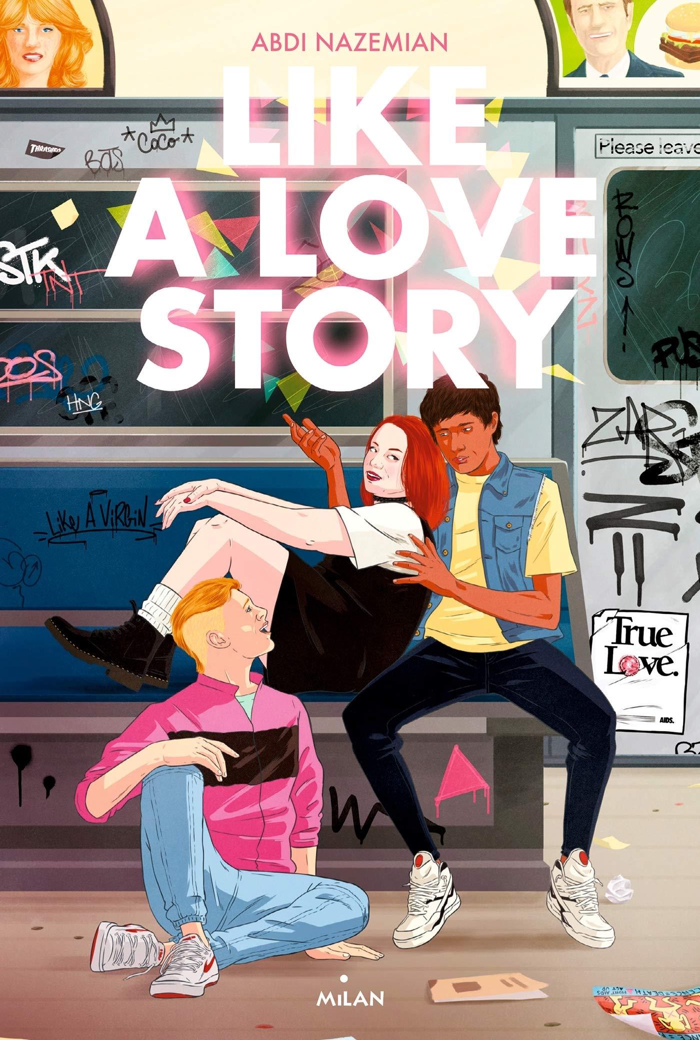Like a love story écrit par Abdi Nazemian