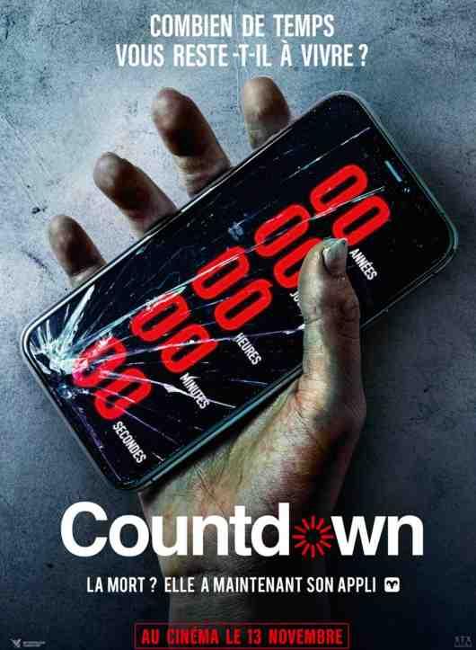Countdown réalisé par Justin Dec