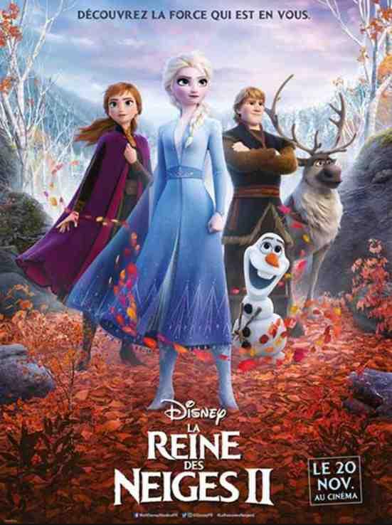 La Reine des Neiges 2 réalisé par Jennifer Lee et Chris Buck