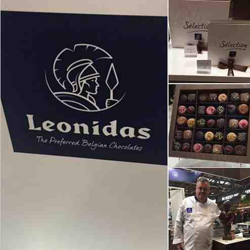 La gamme Sélection de Léonidas