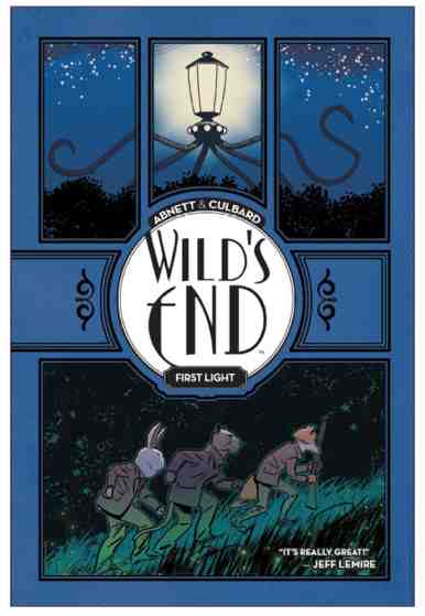 Wild's End – Tome 1 : premières lueurs de de Dan Abnett et I.N.J. Culbard