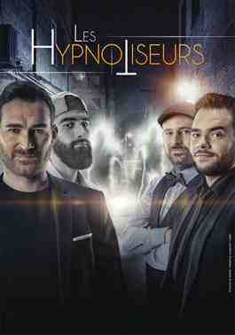 Les Hypnotiseurs, spectacle d'hypnose Thérapeutique au Grand Point Virgule à Paris