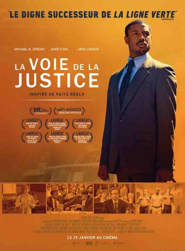 La voie de la justice réalisé par Destin Daniel Cretton