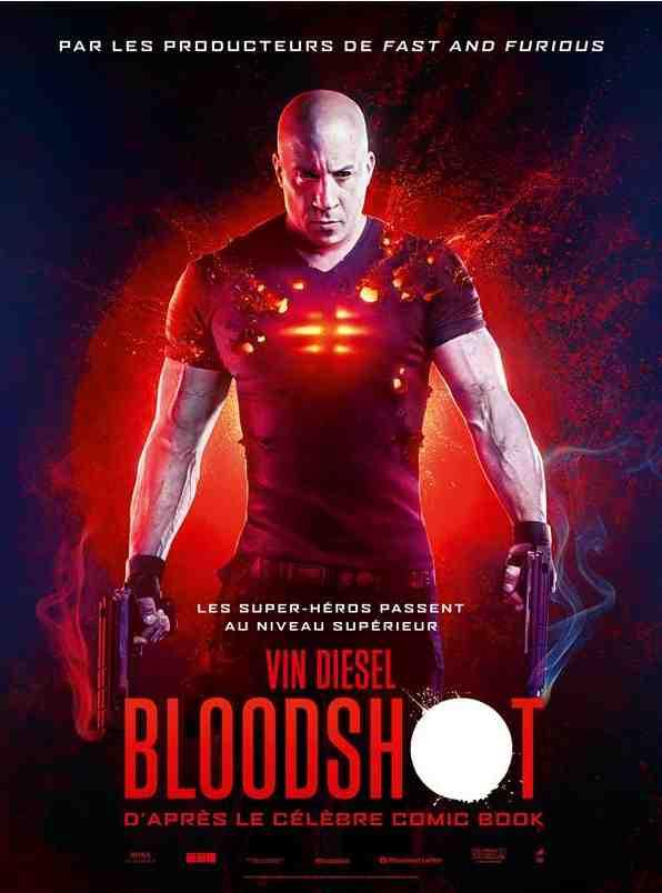 BloodShot réalisé par Dave Wilson