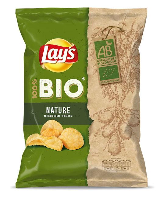 La première gamme bio des chips Lay's