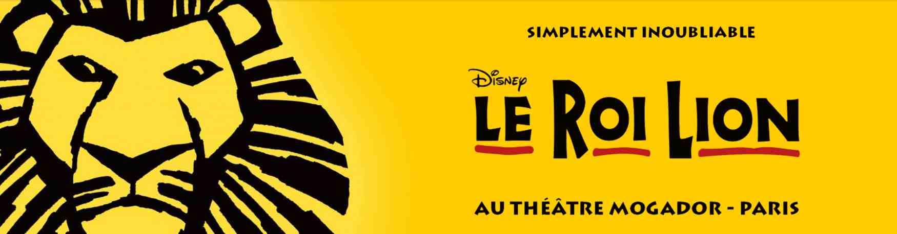 Le Roi Lion de Disney revient en majesté au théâtre Mogador (Paris) en mars 2021