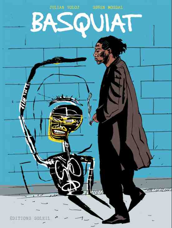 Basquiat de Julian Voloj et Soren Mosdal