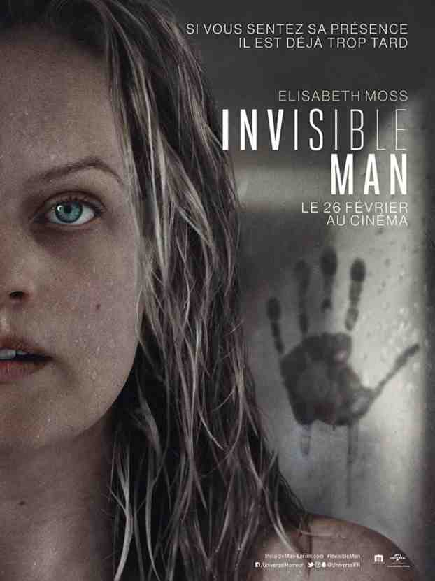 Invisible Man réalisé par Leigh Whannell