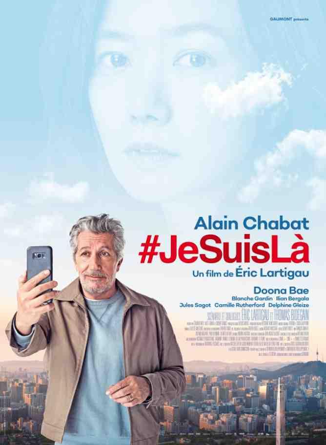 #Jesuislà réalisé par Eric Lartigau