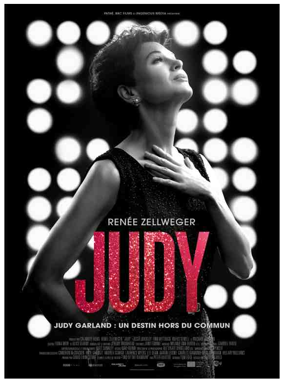 Judy réalisé par Rupert Goold