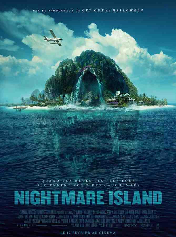 Nightmare Island réalisé par Jeff Wadlow