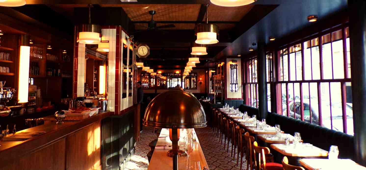 Brasserie Victor Hugo à Paris