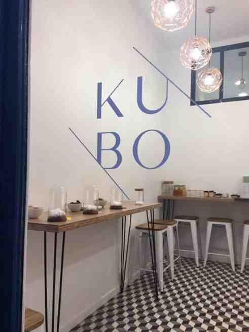 Kubo Pâtisserie à Paris