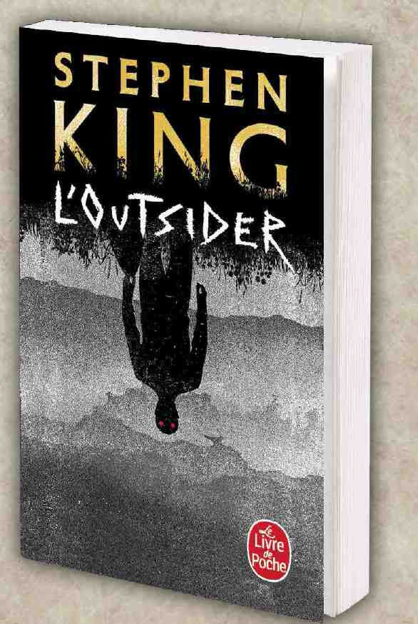 L'outsider écrit par Stephen King