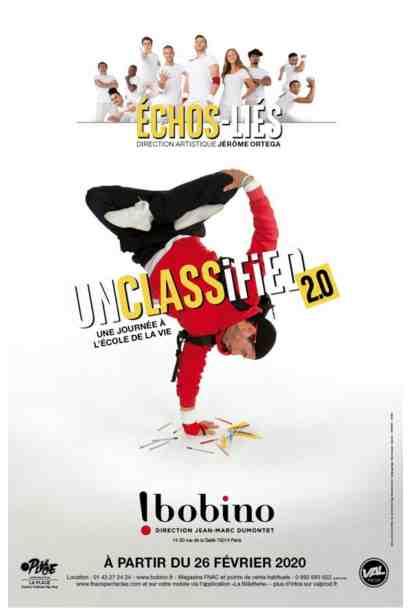 Les Echos-liés dans Unclassified 2.0 à Bobino (Paris)