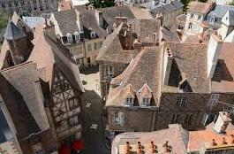 Visitez Moulins dans l'Allier (Auvergne-Rhône-Alpes)